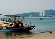 惠州天后宫祈福、巽寮湾出海捕鱼、观磨子石、游西湖、入住北辰酒店休闲二天