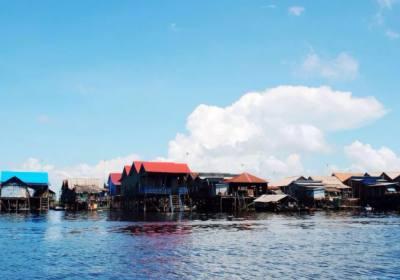 东莞青旅包团定制丨古老静谧的微笑国度—柬埔寨