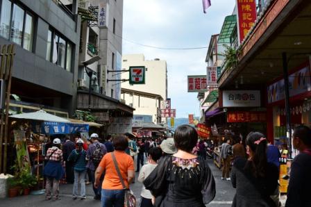 东莞到台湾旅游攻略
