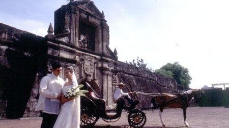 东莞到菲律宾旅游看爱情海