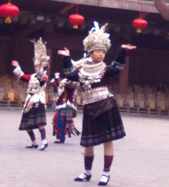 东莞到贵州西江千户苗寨旅游